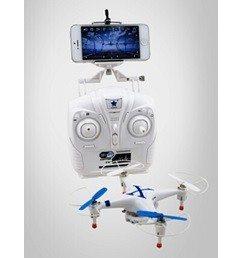 CX-30W FPV Quadrocopter med Wifi