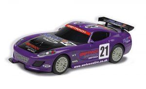 Scalextric GT Lightning - Purple - Lilla