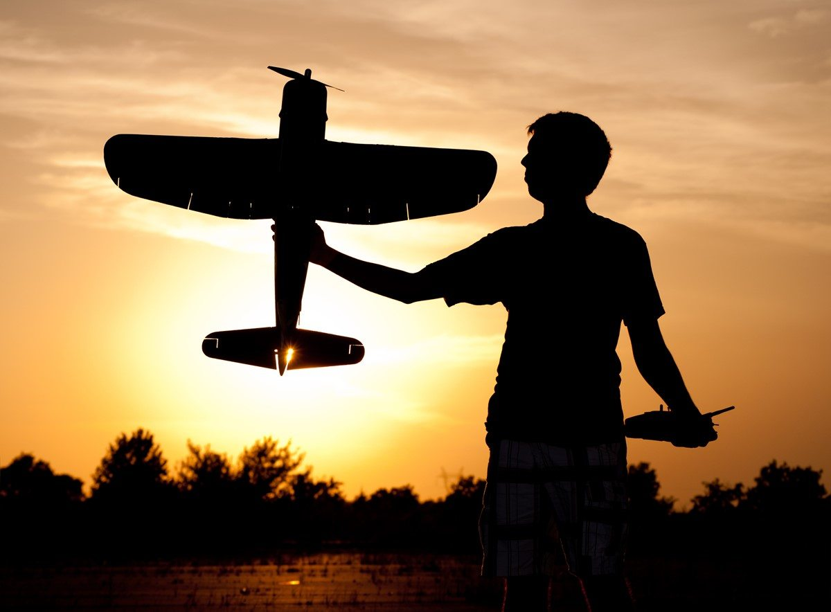 R/C fly