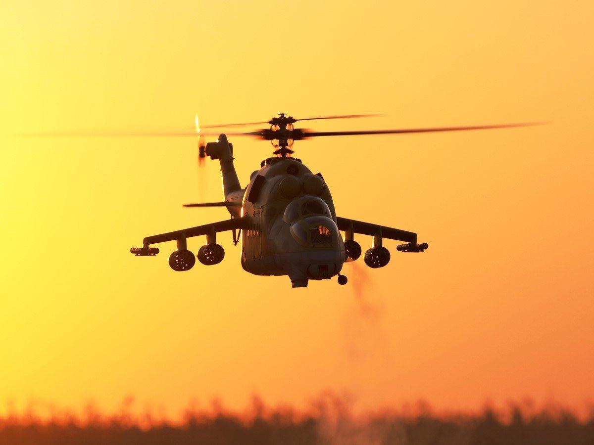 R/C helikopter
