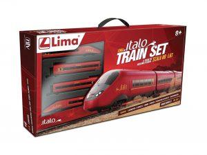 Lima - ITALO togsett