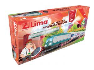 Lima - Passengers R/C togsett